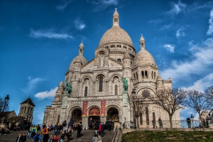 The Sacré-coeur